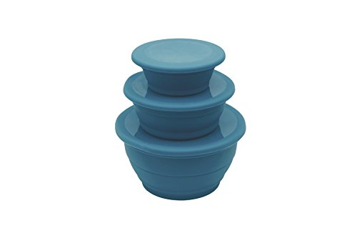 Outwell Collaps Bowl Set blue