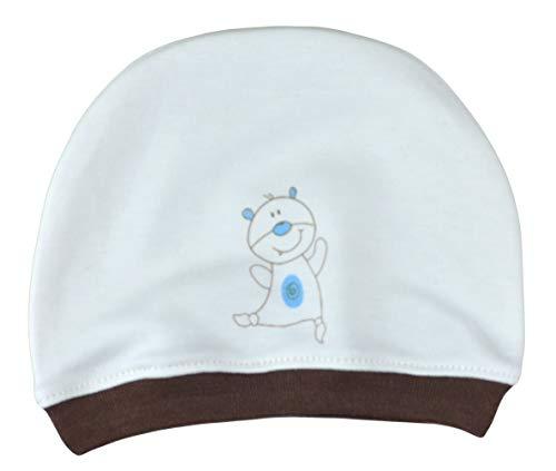 For Babies - Baby Neugeborene Mütze - Mädchen und Jungen - Erstlingsmütze -100%...
