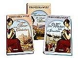 Die Feuer von Cordoba - Die Wächter von Jerusalem - Verschwörung in Florenz - 3 Bände - Franziska Wulf