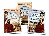 Die Feuer von Cordoba - Die Wächter von Jerusalem - Verschwörung in Florenz - 3 Bände