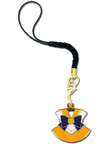 Handy Charm–Sailor Moon–New Sailor Venus Kostüm Lizenzprodukt ()