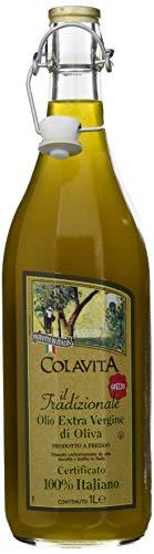 Colavita olio extra vergine di oliva - pacco da 6 x 1000 ml