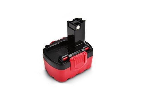 14,4V 1,3Ah Batterie pour Bosch PSB14.4VI PSR14.4 PSR14.4-2 PSR14.4N PSR14.4VE PSR14.4VE-2 PSR1440B PST14.4V compatible avec 2607335533 2607335276 2607335465 2607335534 2607335686