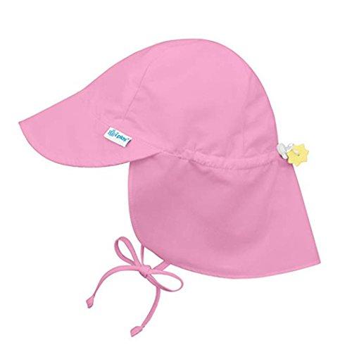 Huhu833 Baby Hüte, Baby Jungen Mädchen Sonnenschutz Hut Schwimmen Hut Kinder Sonnencreme Hut Im Freien Kappe (Rosa, 0-6M)