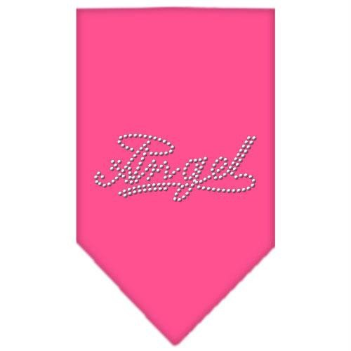Mirage Pet Products Engel Strass Bandana, klein, hell rosa -