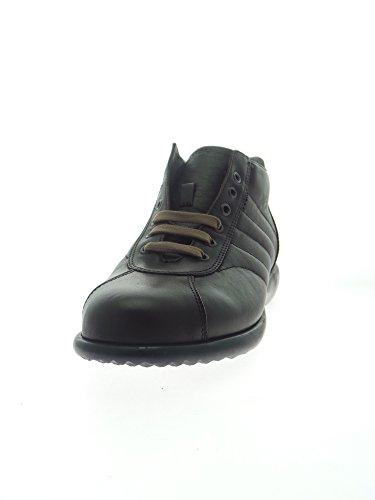 Frau 27m4 Chocolat Chaussures Homme Mi Confort Pedulas Cuir Marron