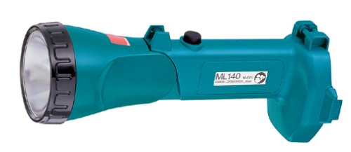 Makita Elektrowerkzeuge MAKML140 14.4V wiederaufladbare Taschenlampe