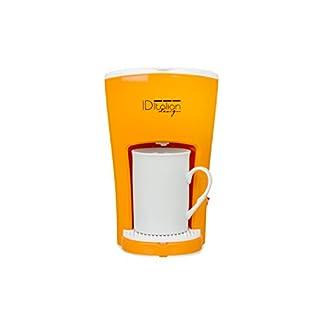 Kleine-Kaffeemaschine-Single-Filter-Kaffeemaschine-nur-450W-Leistungsaufnahme-Italian-design