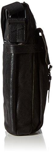 Sansibar  Yamo, Portemonnaies mixte adulte Noir (Black)