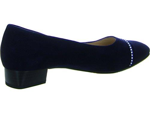 Peter Kaiser Nuria, Blau Chaussures À Talons Pour Femmes