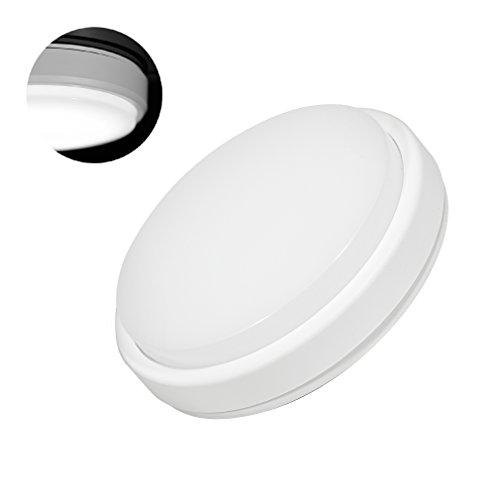 J-C-8-W-12-W-18-W-BIANCO-NATURALE-4000-K-Angolo-di-diffusione-di-110--IP54-LED-proiettore-soffitto-lampada-bagno-lampada-da-bagno-umido-stanza-lampada-kamilux