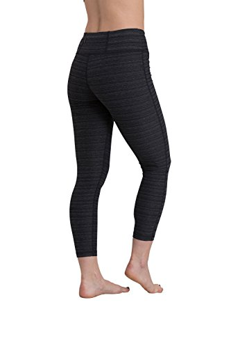Zakti Deep Space 7/8 Leggings Carbone