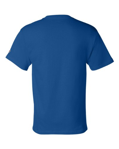 Champion 6.1oz. Tagless T-shirt Royal Blue