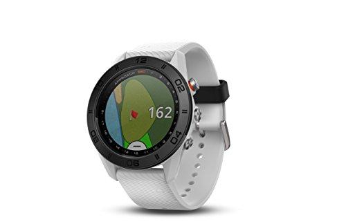 Montre GPS Garmin Approach S60Blanc
