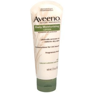 AVEENO DAILY MOISTURE LOTION 2.5OZ J&J CONSUMER SECTOR by Choice One