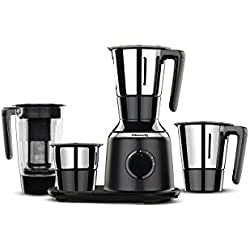 Butterfly Spectra 750-Watt Mixer Grinder with 4 Jar (Black)