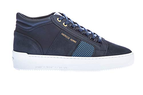 6707f87b97a Android Homme Propulsion Mid Geo Trainer in Ink 8 UK Navy