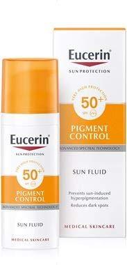 Eucerin Sun Protection Pigment Control Sun Fluid 50+ con Thiamidol