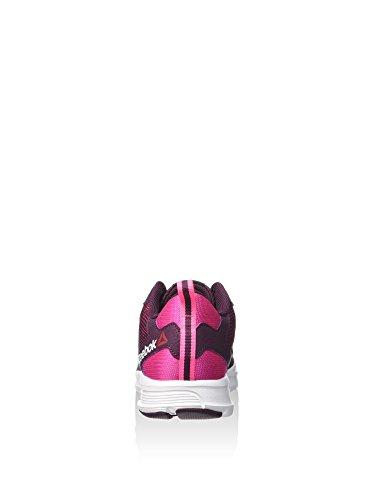 Reebok Rush 2.0, Chaussures de Running Entrainement Femme Violet - Morado (Mystic Maroon / Rose Sage / Poison Pink / Whit)