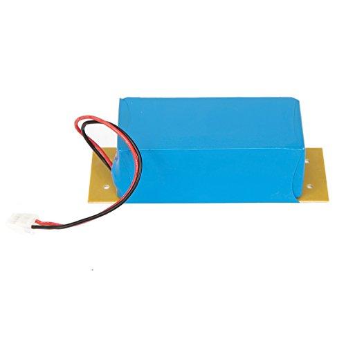 24V Batterie Rasenmäher Akku mit Stecker Ersatzakku Schnellladefähig Stabilität Einfache Montage (6.6V)