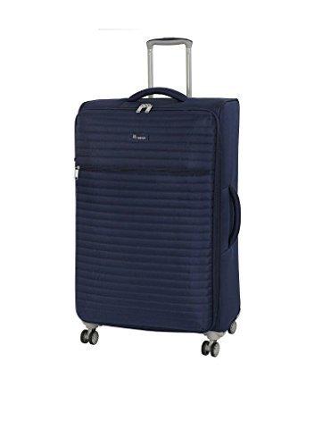 it luggage Quilte 8-Wheel Gleiter Erweiterbar Kabinenkoffer 12-2148-08 extragroß - Patriot blau, XLarge