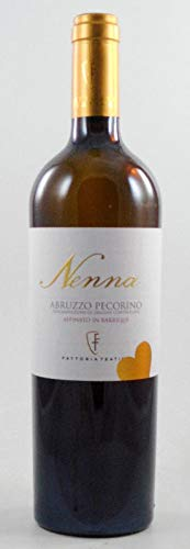 Nenna Abruzzo Pecorino DOC 2016 Fattoria Teatina, trockener Weißwein aus den Abruzzen