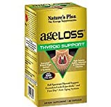 AgeLoss Thyroid Support Nature's Plus 60 Caps