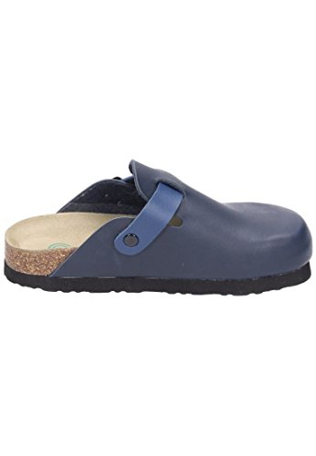 Dr. Brinkmann 505445 Unisex-Kinder Clogs & Pantoletten Blau