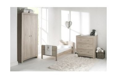 East Coast Nursery Fontana 3 Piece Cotbed Room Set. East Coast  3