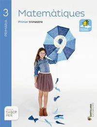 Matematiques 3 primaria saber fer
