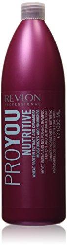 Revlon Proyou Nutritive Shampoo Champú - 1000 ml