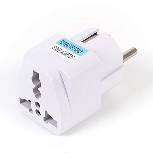 Electrical Plug - Universal Us Uk Au To Eu Plug Usa Euro Europe Travel on