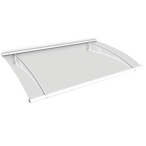 Modulverbinder Staut das Wasser und sorgt für einen Ablauf an jeder Wandhalterung des Vordaches