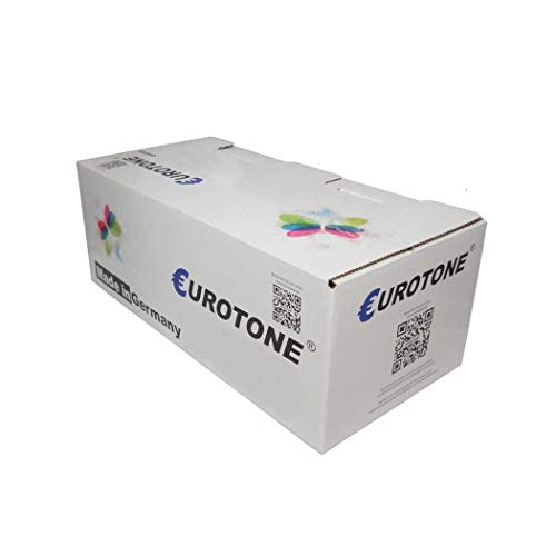 1x Eurotone Trommel für Lexmark X 203 204 N 00X203H22G Black Schwarz Trommeleinheit OPC Drum Unit - X204n Lexmark Laser-drucker