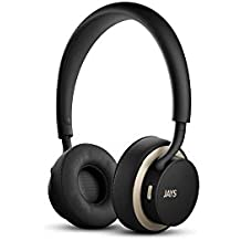 u-JAYS Wireless Premium Headphones, Designed in Sweden by JAYS, Black on gold