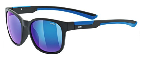 Uvex Sportsonnenbrille Lgl 31 Pola Black Mat, One Size