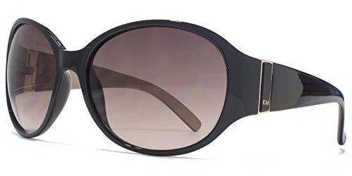 Karen-Millen-Womens-Round-Plastic-Glam-Sunglasses