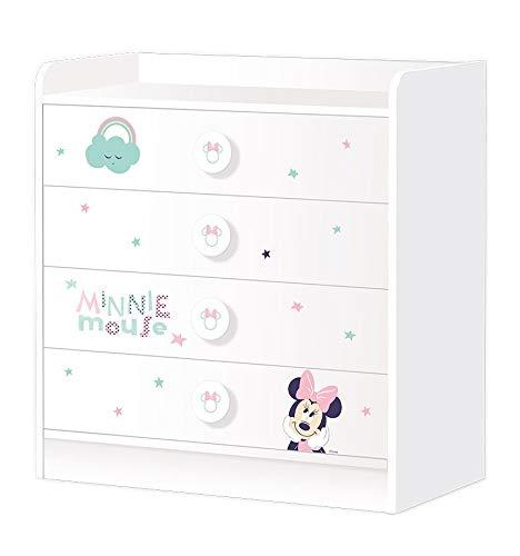 Disney CÓMODA Minnie Baby