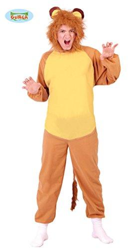León salvaje–Disfraz para adultos (Talla M/L