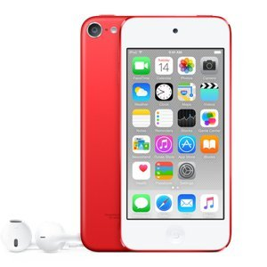 Apple iPod Touch 128GB 6th Generation - (Product) RED