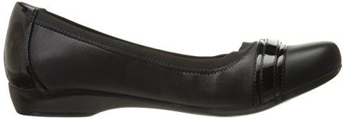 Clarks , Damen Sneaker Black Combi