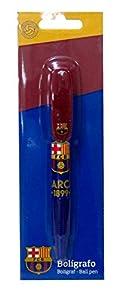 FCB FC Barcelona- Bolígrafo para Personalizar, Multicolor (CYP BP-32-BC)