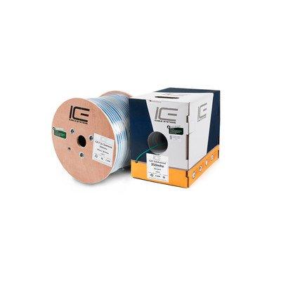 cablecreation Catégorie (Catégorie 7) Double câble Ethernet Patch blindé,–Plaqué Or Contact,–SSTP–Premium Quality–Câble réseau jusqu'à 10Gigabit, Largeur de bande: 600MHz, 33Ft/10m, Couleur Noir