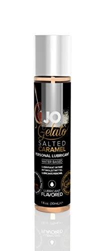 SYSTEM JO Gelato Salted Caramel Lubricant, 30 ml