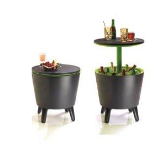 Keter Coolbar Tisch Stehtisch Kühlbox Cocktailbar