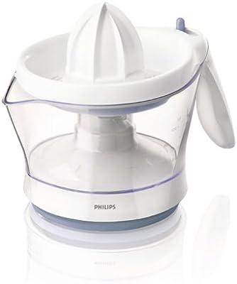 Philips HR2744/40 - Exprimidor Viva Collection con Jarra para zumo de 600 ml,selector de pulpa, piezas aptas para lavavajillas