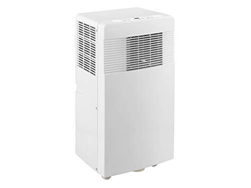 PAC 2 Aire acondicionado portátil 2,6 kW Bajo consumo clase A, función ventilador, modo secado, temporizador...