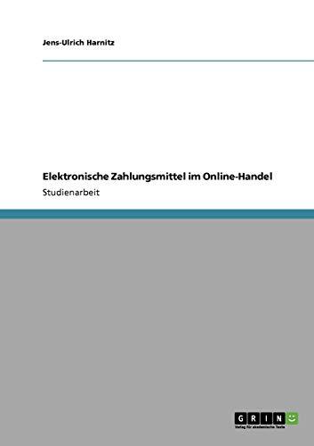 Elektronische Zahlungsmittel im Online-Handel
