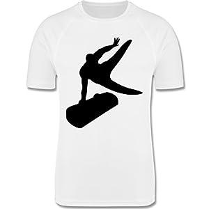 Sport Kind – Turnen – atmungsaktives Laufshirt/Funktionsshirt für Mädchen und Jungen