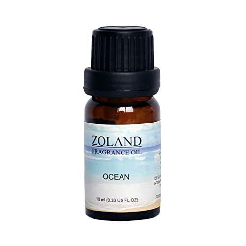 Aceite Esencial de Aromaterapia Humidificador Especial de Incienso para el Hogar Aceite Esencial de Lavanda para Ayudar a Dormir el Aceite Esencial de Plantas Solubles en Agua (A)